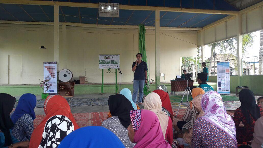 Lakpesdam PBNU Resmikan Sekolah Pengembangan Energi Terbarukan di Pelosok Jambi